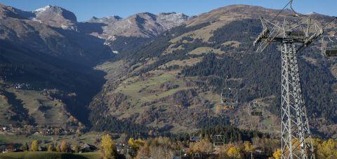 Bergbahnen Obersaxen Mundaun | Graubünden
